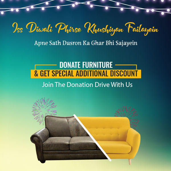 Donate Old Furniture